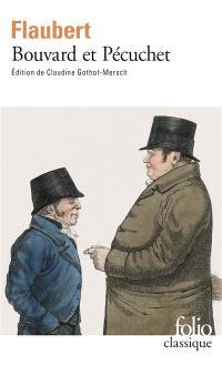 Bouvard et Pécuchet : avec un choix des scénarios