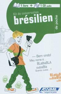 Kit de conversation brésilien de poche