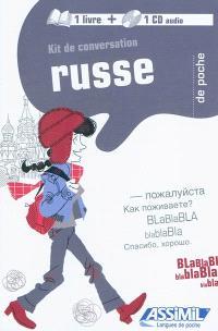 Kit de conversation russe de poche