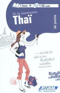 Thaï : kit de conversation