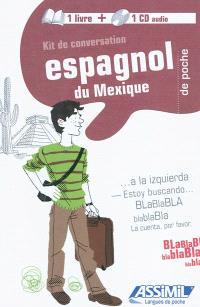 Kit de conversation espagnol du Mexique de poche