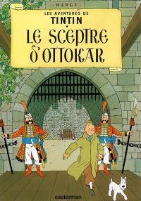 Les aventures de Tintin. Volume 8, Le sceptre d'Ottokar