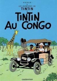 Les aventures de Tintin. Volume 2, Tintin au Congo