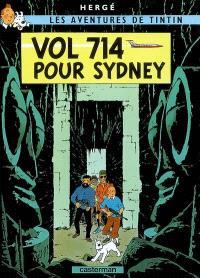 Les aventures de Tintin. Volume 22, Vol 714 pour Sydney