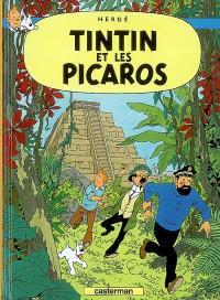 Les aventures de Tintin. Volume 23, Tintin et les Picaros