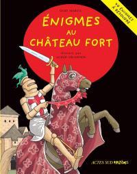 Enigmes au château fort : 40 énigmes à résoudre