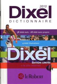 Dictionnaire Dixel 2010 : édition limitée violet