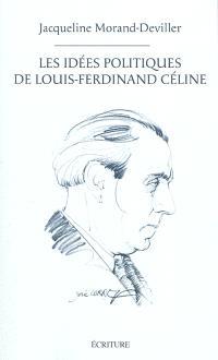 Les idées politiques de Louis-Ferdinand Céline
