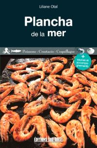 Plancha de la mer : poissons, crustacés, coquillages