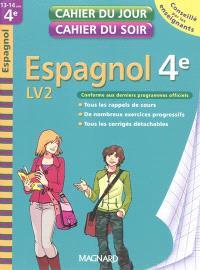 Espagnol LV2 4e