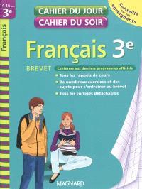 Français 3e : brevet