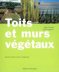 Toits et murs végétaux