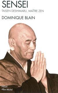 Sensei : Taisen Deshimaru, maître zen