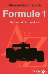 Formule 1 : abécédaire insolite