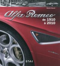 Alfa Romeo : de 1910 à 2010