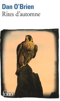 Rites d'automne : le périple d'un fauconnier à travers l'Ouest américain