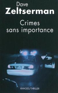 Crimes sans importance
