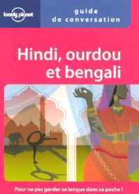 Guide de conversation Hindi, Urdu et Bengali