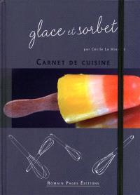 Glace et sorbet
