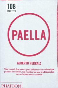 Paella : 108 recettes