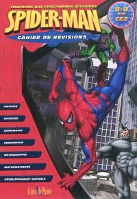 Spiderman cahier de révisions, CE2, 8-9 ans
