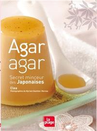 Agar agar : secret minceur des Japonaises