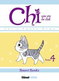 Chi, une vie de chat. Volume 4