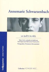 Annemarie Schwarzenbach : la quête du réel