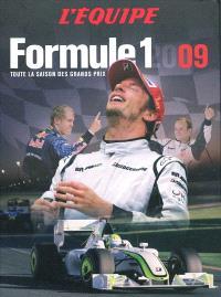 Formule 1 2009 : toute la saison des grands prix