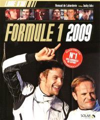Le livre d'or de la formule 1 2009