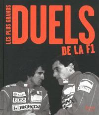 Les plus grands duels de la F1