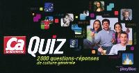 Ça m'intéresse, quiz : 2.000 questions-réponses de culture générale