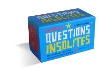 La boîte à questions insolites : toutes les réponses aux questions que vous ne vous êtes jamais posées