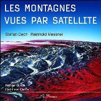 Les montagnes vues par satellite
