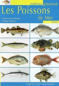 Les poissons de mer