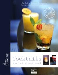 Cocktails : avec et sans alcool