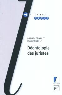 Déontologie des juristes