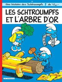 Une histoire des Schtroumpfs. Volume 29, Les Schtroumpfs et l'arbre d'or