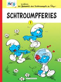 Schtroumpferies. Volume 1