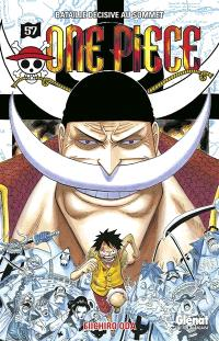 One Piece. Volume 57, Bataille décisive au sommet