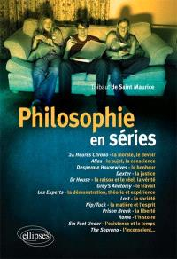 Philosophie en séries. Volume 1