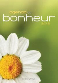 Agenda du bonheur 2012