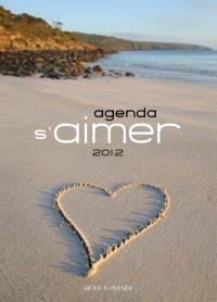 Agenda s'aimer 2012