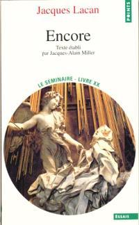 Le séminaire. Volume 20, Encore (1972-1973)