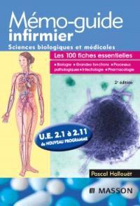 Mémo-guide infirmier : sciences biologiques et médicales
