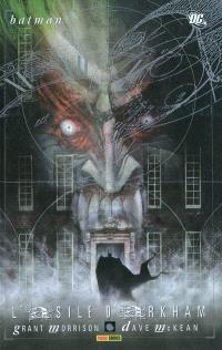 Batman, L'asile d'Arkham