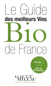 Le guide des meilleurs vins bio de France