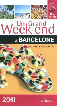 Un grand week-end à Barcelone : expos et nouveautés 2011