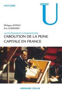 L'abolition de la peine capitale en France, 9 octobre 1981