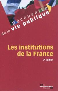 Les institutions de la France
